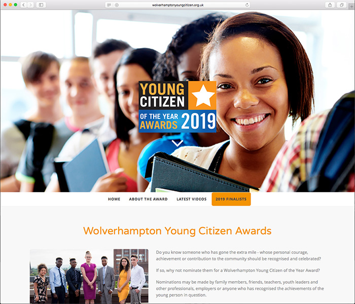 Wolverhampton Young Citizen of the Year