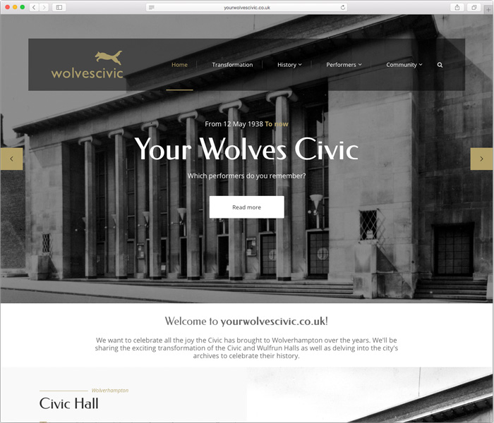Your Wolves Civic
