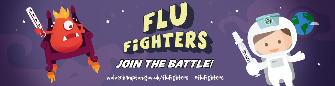 Featured Flu Fighters