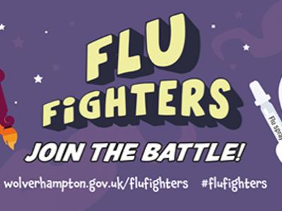 Flu Fighters - Join the Battle!