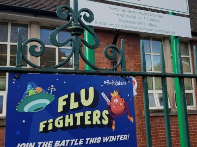 The award winning Flu Fighters campaign is coming to a school near you this autumn