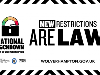 People and businesses in Wolverhampton continue to show a high level of compliance with the Covid-19 regulations, following the latest day of action by Wolverhampton Police and the City of Wolverhampton Council on Thursday (18 February)