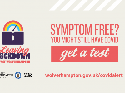 Free Covid-19 home test kits can now be picked up at even more locations in Wolverhampton