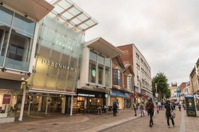 Established national brands Matalan, Wilko and B&M, plus newcomer One Below, will all open this year in the 550,000 sq ft Mander Centre, Wolverhampton's prime shopping centre which attracts over 12 million visitors per annum