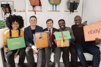 eBay boost of £2 million for Wolverhampton businesses