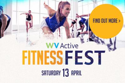 WV Active will be holding its second Fitness Fest event of the year at WV Active Bilston–Bert Williams this weekend.