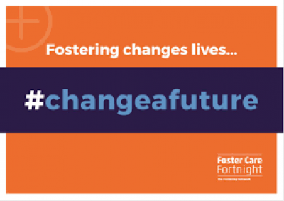 Foster Care Fortnight, the UK's biggest foster carer recruitment campaign, gets underway on Monday 13 May and members of the Fostering for Wolverhampton team will be out and about offering advice and guidance to individuals and couples who are thinking of fostering
