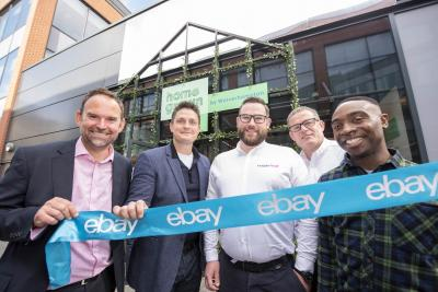Ebay Announces First Uk High Street Concept Store City Of Wolverhampton Council