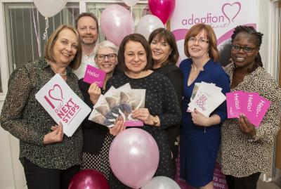 Formal launch of Adoption@Heart earlier this year