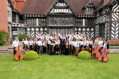 Some 75 members of Wolverhampton Music Service's Youth Orchestra and Youth Wind Orchestra, all pupils at local secondary schools, spent a week participating in music festivals at prestigious venues around the Palencia region