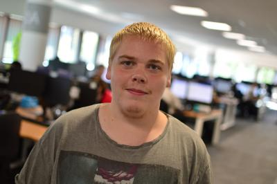 Care leaver Ricky Lowther, 21, has been appointed to the Wolverhampton House Project Steering Group as an adviser, and is backing the programme