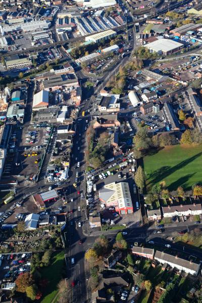 City of Wolverhampton Council is consulting with the public to assist in the decision making process with plans to improve the Willenhall Road corridor