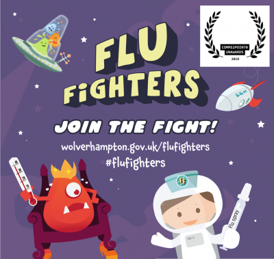 Flu Fighters - Join the Fight