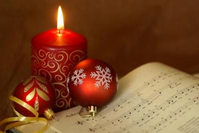 Enjoy a festive concert at Christmas