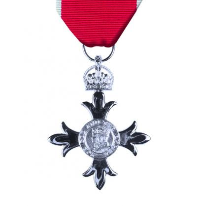 MBE awarded for services to education in the New Year's Honours List