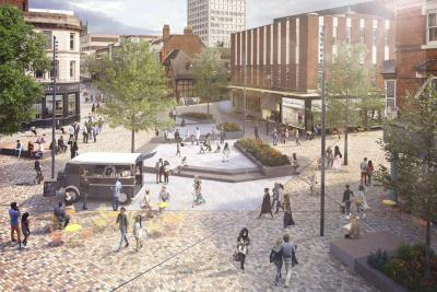Future High Street Fund bid for over £20 million submitted
