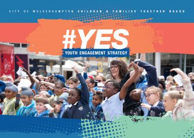 Strategy says #YES to brighter future for city's young people