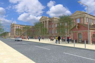Jessup are delighted to have been awarded the redevelopment of the Wolverhampton Royal Hospital site, by Homes England (HE)