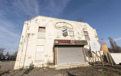Pipe Hall in Bilston which has stood empty for more than a decade