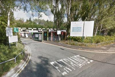 Anchor Lane Household Waste Recycling Centre (HWRC)