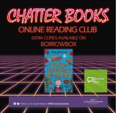 Join library's online book club for children