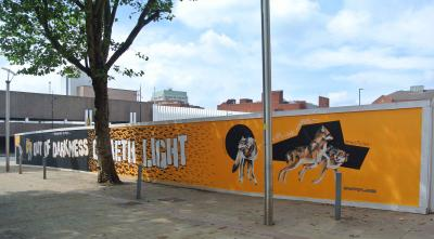 City Council and Wolves join forces for 'Project Relight'