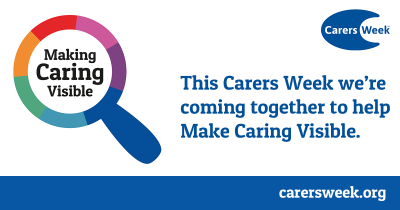 The Carer Support Team is marking Carers Week with a series of virtual events for people in Wolverhampton who care for a vulnerable relative or friend