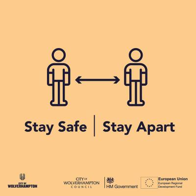 Stay Safe Stay Apart
