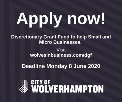 Discretionary Grant Fund