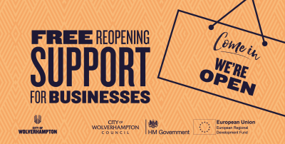 Free reopening support for businesses