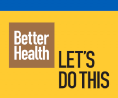 Better Health - Let's Do This