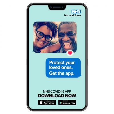 Wulfrunians are being reminded to install the new NHS Covid-19 app on their smartphones so that they can play a key role in the fight against coronavirus