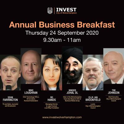 Annual Business Breakfast 2020