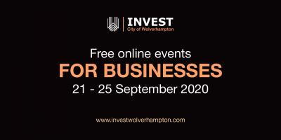 Free webinar to support black businesses in Wolverhampton