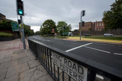 New crossing now open for pedestrians and cyclists