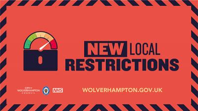 New local restrictions