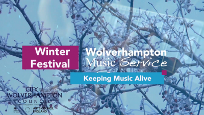 Wolverhampton Music Service's Winter Music Festival comes to a triumphant conclusion this week