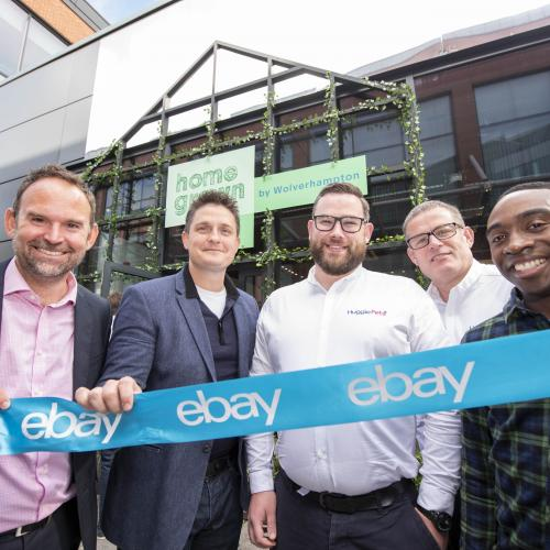 Today eBay will open its first UK concept store