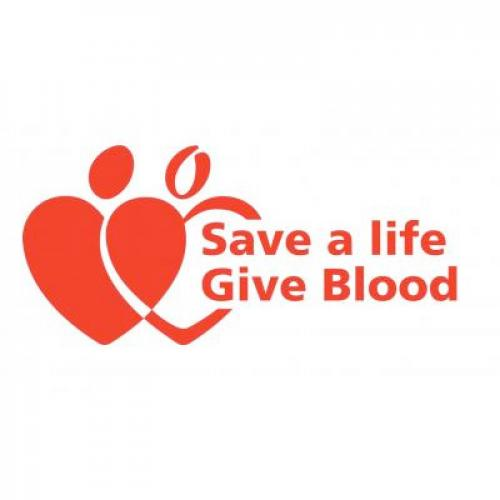Do something amazing: Give blood and help save lives