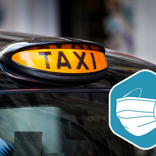 Taxis licensed by City of Wolverhampton Council