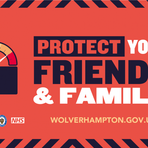 Protect your family and friends