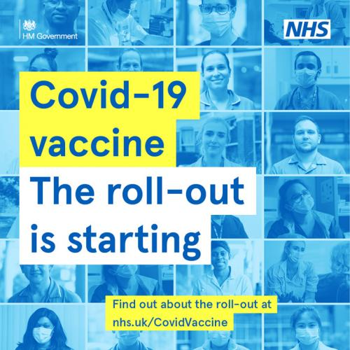 Covid-19 vaccine roll out continues at pace in city