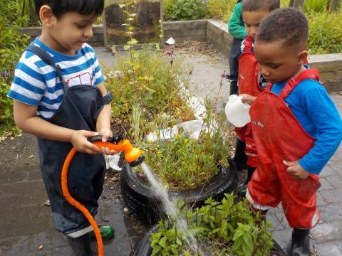 Windsor Nursery Becomes City S Latest School Of Sanctuary